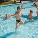 Swimming pool for children