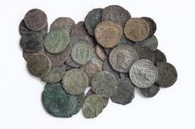 Roman-era coins