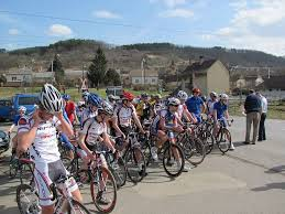 Cycling race