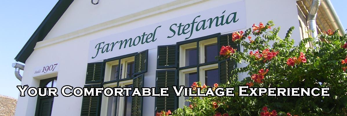 "Farmotel Stefania ""Your Comfortable Village Experience"""